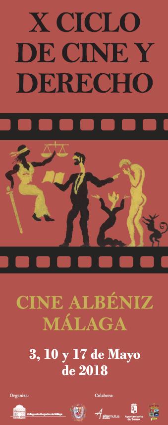 ciclo cine y derecho icamalaga